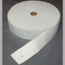 Bild 1 Gummiband Weiß 30 mm breit