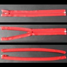 Bild 1 Reißverschluss 30 cm lang Rot