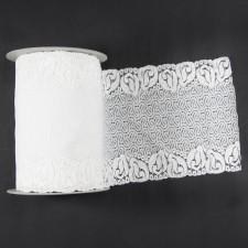 Bild 1 Elastische Spitze Creme 15 cm breit Nr. 65