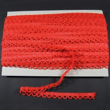 Bild 1 Corsagenband Rot 15 mm breit