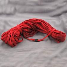 Bild 1 Gurtband Taschengurt Rot 10 mm breit