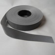 Bild 1 Reflektorband Leuchtband Silber 20 mm breit