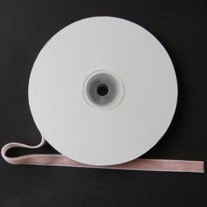 Bild 1 Samtborte lachs 9 mm breit