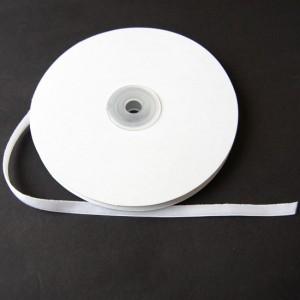 Bild 1 Samtborte Weiß 7 mm breit