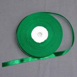 Bild 1 Satinband Dunkelgrün 10 mm breit