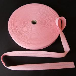 Bild 1 Schrägband Baumwolle Rosa 25 mm breit