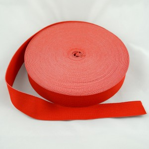 Bild 1 Gummiband Rot 30 mm breit