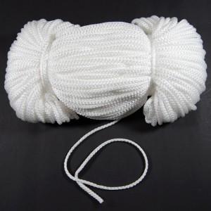 Bild 1 Kordel Polypropylen Weiß 5 mm