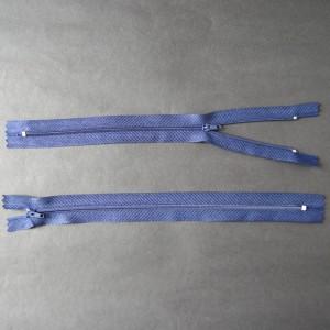 Bild 1 Reißverschluss 25 cm lang Dunkelblau