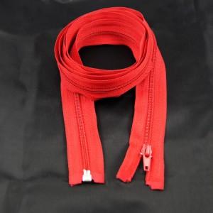 Bild 1 Reißverschluss 150 cm lang Rot