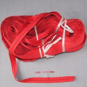 Bild 1 Reißverschluss endlos Rot