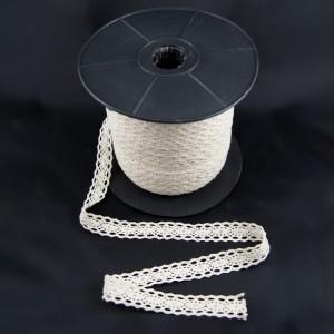 Bild 1 Klöppelspitze Creme 1,8 cm breit Nr. 27