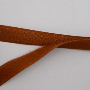 Bild 1 Klettband 16 mm breit Braun